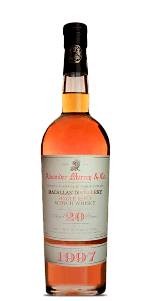 Alexander Murray The Macallan 20 Year Old 1997
