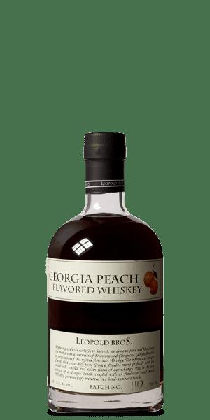 Leopold Bros. Georgia Peach Flavored Whiskey