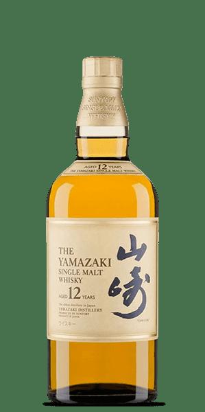 Yamazaki Whisky Single Malt 12 Year Old