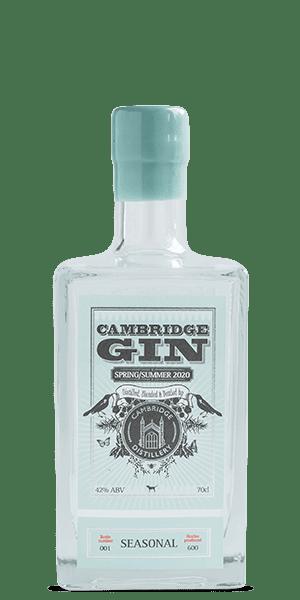 Cambridge Seasonal Gin (Spring / Summer 2020)
