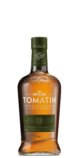 Tomatin 12 Year Old