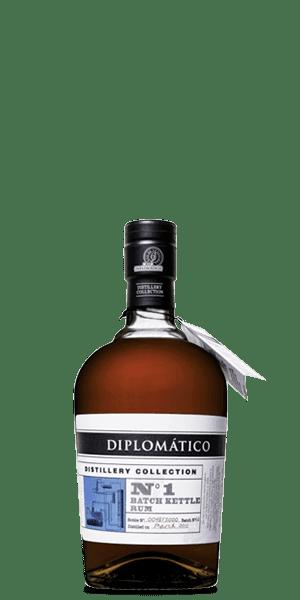 Diplomatico N°1 Batch Kettle Rum
