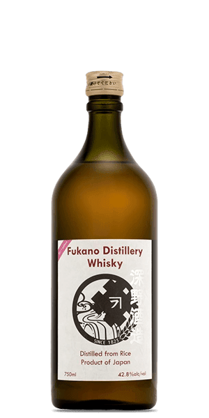 Fukano Japanese Rice Whisky 2017 Release