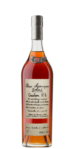 Bas Armagnac Delord Creation N° 6