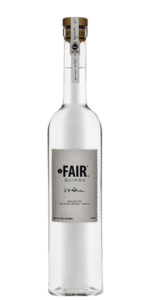 FAIR. Quinoa Vodka