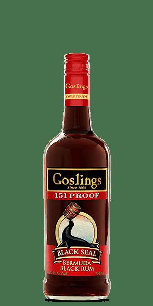 Goslings Black Seal Rum 151