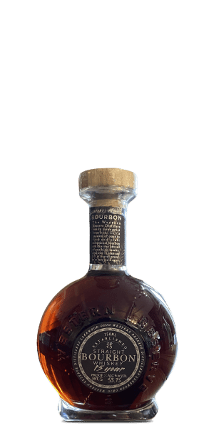 Western Reserve 15 Year Old Bourbon