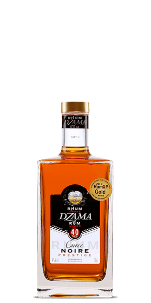 Dzama Cuvée Noire Prestige Rhum