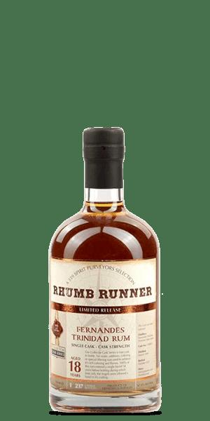 Rhumb Runner Trinidad Fernandes 18 Year Old