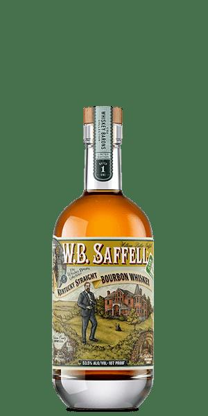 W.B. Saffell Kentucky Straight Bourbon Whiskey