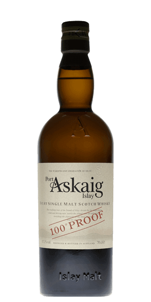 Port Askaig 100° Proof