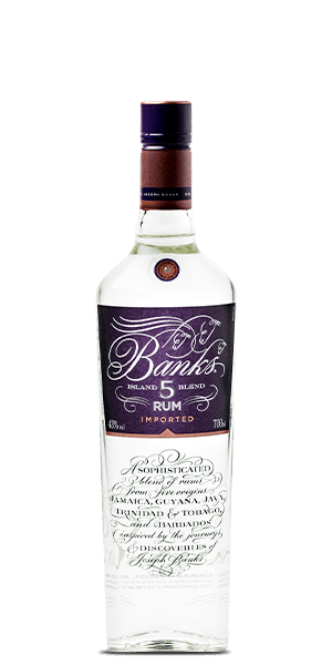 Banks 5 Island Rum
