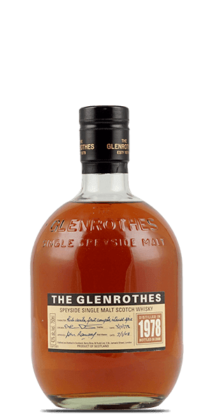 The Glenrothes 1978 Vintage