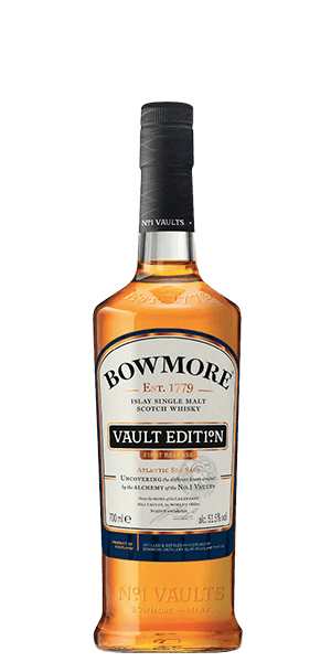 Bowmore Vault Edition Atlantic Sea Salt (First Release)