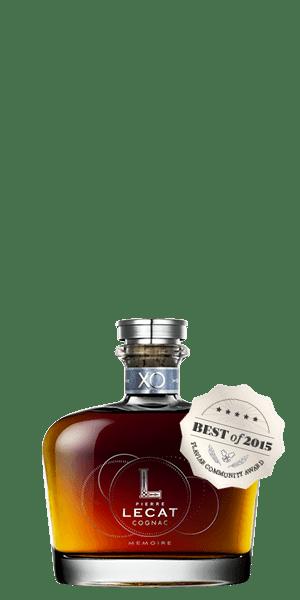 Lecat XO Memoire Cognac