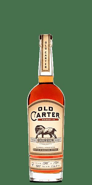 Old Carter Bourbon Batch 4