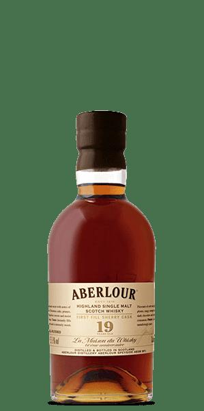 Aberlour 19 Year Old Cask Strength 1st Fill Sherry Butt