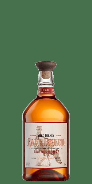 Wild Turkey Rare Breed Barrel Proof Bourbon