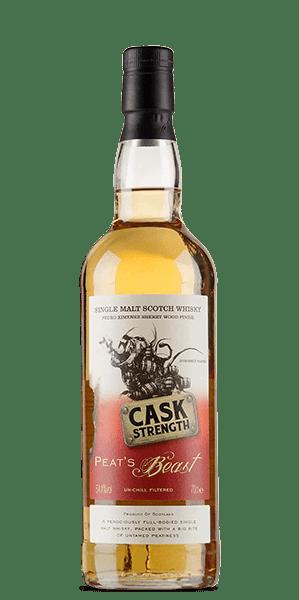 Peat's Beast Cask Strength - Pedro Ximenez Sherry Finish