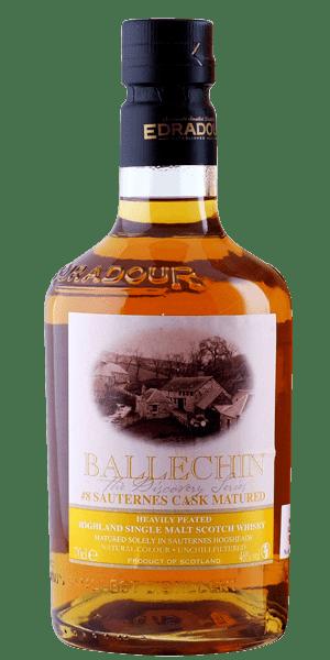 Ballechin Sauternes Cask