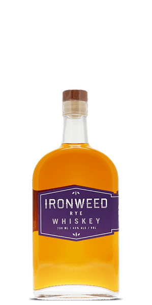 Ironweed Rye Whiskey