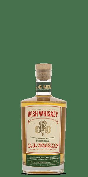 J.J. Corry 'The Gael' Batch No. 2 Irish Whiskey