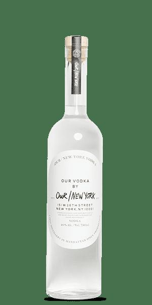Our/Vodka New York (750ml)