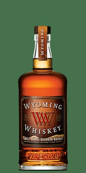 Wyoming Whiskey Single Barrel