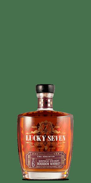 Lucky Seven 'The Jokester' 6 Year Old Bourbon