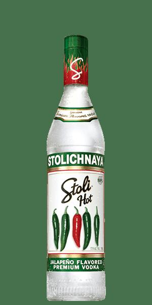 Stolichnaya Hot Jalapeño Vodka