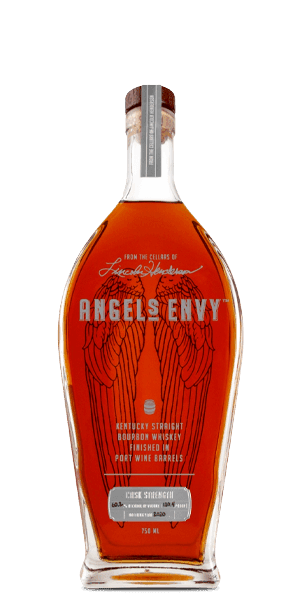 Angel's Envy Cask Strength Bourbon 2020 Release