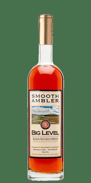 Smooth Ambler Big Level Wheated Bourbon