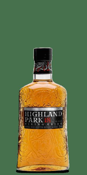 Highland Park Viking Pride 18 Year Old