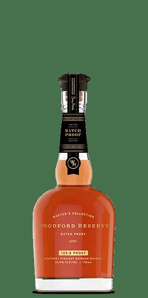 Woodford Reserve Batch Proof Bourbon 2019 Release