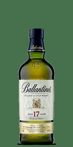 Ballantine's 17 Year Old 40%