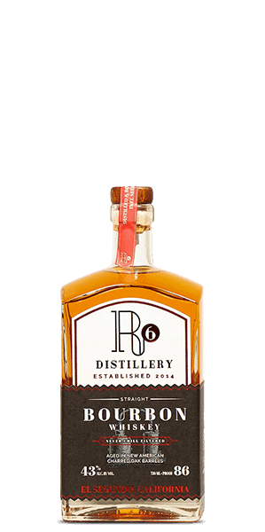 R6 Bourbon Whiskey
