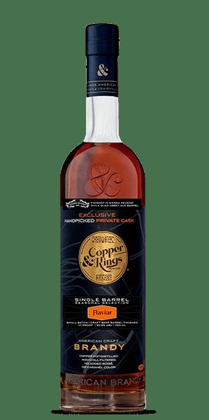 Copper & Kings Brandy Flaviar Single Barrel Selection