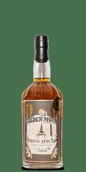 Golden Moon Principium Colorado Single Malt Whiskey