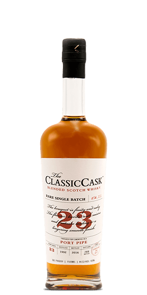 The Classic Cask 23 Year Old Port Finish