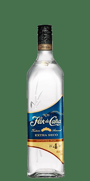 Flor de Caña 4 Year Extra Seco