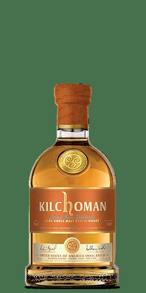 Kilchoman U.S. Small Batch Limited Edition