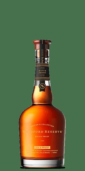 Woodford Reserve Batch Proof Bourbon 2020 Release