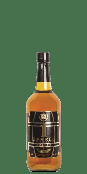 1 Barrel Belize Refined Old Rum