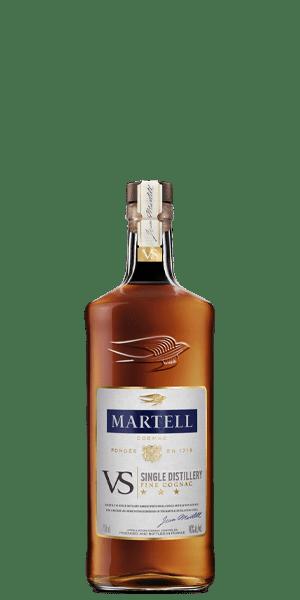 Martell V.S. Single Distillery Cognac