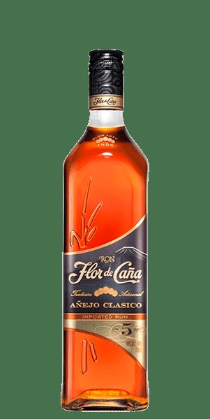 Flor de Caña 5 Year Añejo Clásico