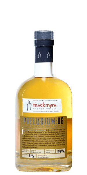 Mackmyra Preludium:06