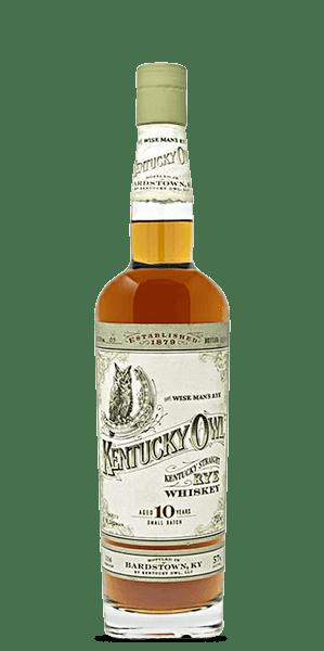 Kentucky Owl 10 Year Old Rye Batch No.3