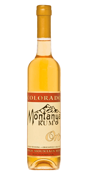 Montanya Oro Dark Colorado Rum