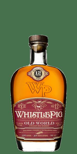 WhistlePig Rye Flaviar Blend 2017