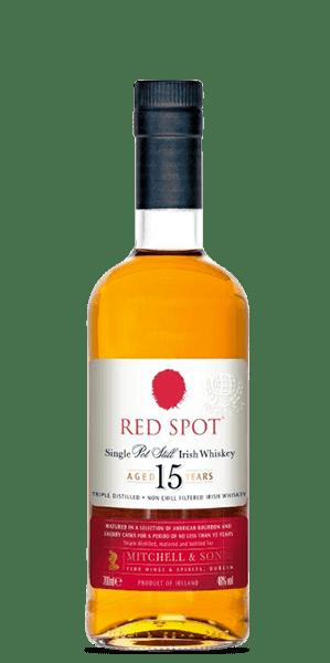 Red Spot 15 Year Old Irish Whiskey